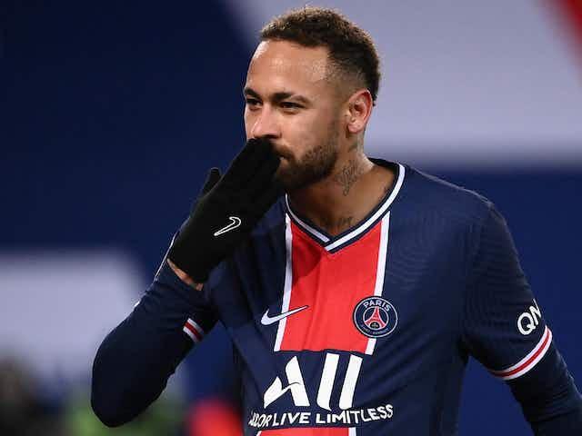Neymar encaminha renovação com PSG até 2026