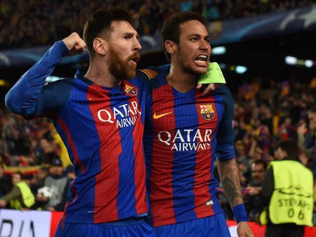 Messi pressiona Neymar a deixar o PSG e acertar com o Barcelona