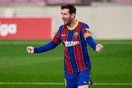 Barcelona se reúne com agente de Messi para acertar contrato vitalício