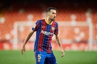 Com Busquets confirmado, Barcelona anuncia relacionados para partida contra o Levante