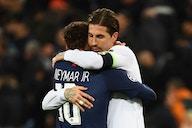 Sergio Ramos comenta renovação de Neymar e anima a torcida do PSG