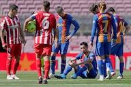 Sergio Busquets não treina com o resto do elenco e pode desfalcar o Barcelona