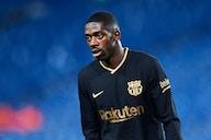 Renovação congela e Barcelona pensa em negociar Ousmane Dembélé