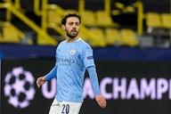 A pedido de Klopp, Liverpool tenta a contratação de Bernardo Silva