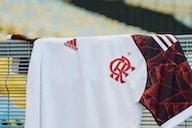 Flamengo anuncia oficialmente segundo uniforme para a temporada