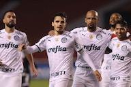 Palmeiras é primeiro a se garantir nas oitavas da Libertadores