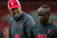 Jürgen Klopp explica o conflito com Sadio Mané após a vitória sobre o Manchester United