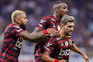 Com 4 jogadores do Flamengo, seleção dos mais valiosos da Libertadores é revelada