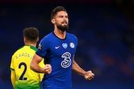 Sem renovar com o Chelsea, o futuro de Giroud pode estar na Itália