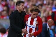 Simeone quer o retorno de Griezmann ao Atlético de Madrid, diz jornalista