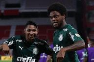 Dupla de peso: Rony e Luiz Adriano participam de mais da metade dos gols do Palmeiras na Libertadores