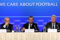 UEFA abre investigação para punir Real Madrid, Barcelona e Juventus pela Superliga