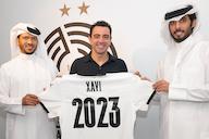 Xavi renova com o Al-Sadd e esfria rumores de ida ao Barcelona
