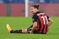 Planos do Milan podem mudar com a lesão de Ibrahimovic