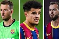 Everton quer a contratação de trio do Barcelona