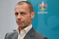 Presidente da UEFA alerta Barcelona, Real Madrid e Juventus: 'A justiça é lenta, mas sempre vem'