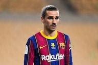 Griezmann revela desejo de jogar na MLS após fim de contrato com o Barcelona