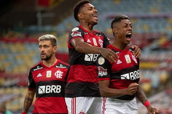 Imagem do artigo: https://image-service.onefootball.com/crop/face?h=810&image=https%3A%2F%2Fmercadodofutebol.com%2Fwp-content%2Fuploads%2F2021%2F06%2Fbruno-henrique-vitinho-flamengo-coritiba-brasileirao-21-11-2020_13j3xpyp5uick1u8gz0b5qsk8u.jpg&q=25&w=1080
