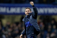 Frank Lampard admite ter emoções mistas sobre triunfo do Chelsea na Champions