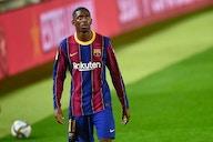Renovação com Barcelona 'trava' e Dembélé volta ao radar do Manchester United