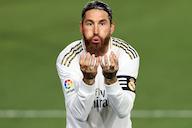 PSG agenda reunião com agente de Sergio Ramos