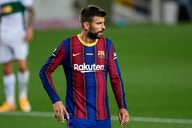 Gerard Piqué torce pela renovação de Messi com o Barcelona
