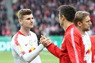 Chelsea quer incluir Werner em negociação por Lewandowski
