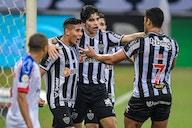 Atlético vence o Bahia e sai na frente por vaga nas quartas da Copa do Brasil