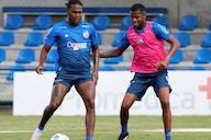 Bahia se prepara para encarar Sport