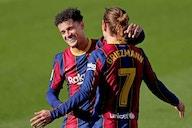 Barcelona pretende ficar com Griezmann e Coutinho