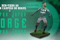 Palmeiras anuncia a contratação de Jorge