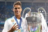 Depois de 10 anos, Varane se despede do Real Madrid, veja seus números e títulos com a camisa merengue