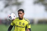 Vinicius Mello é escolhido para ocupar vaga no ataque do Inter; Saravia e Taison voltam ao time