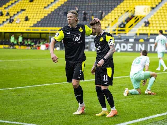 PRECIOSA: La nueva camiseta especial de Borussia Dortmund