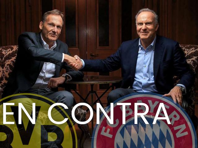 La postura de la Bundesliga frente a la Superliga Europea