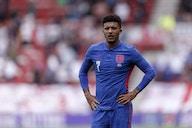 Sancho, fuera de la convocatoria en el estreno de Inglaterra en la Eurocopa