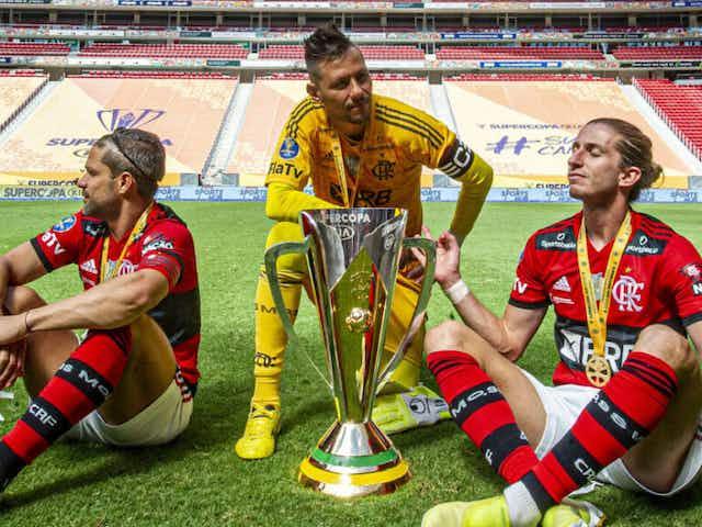 Geração de ouro: Flamengo pode levantar sua 12ª taça em três anos no sábado