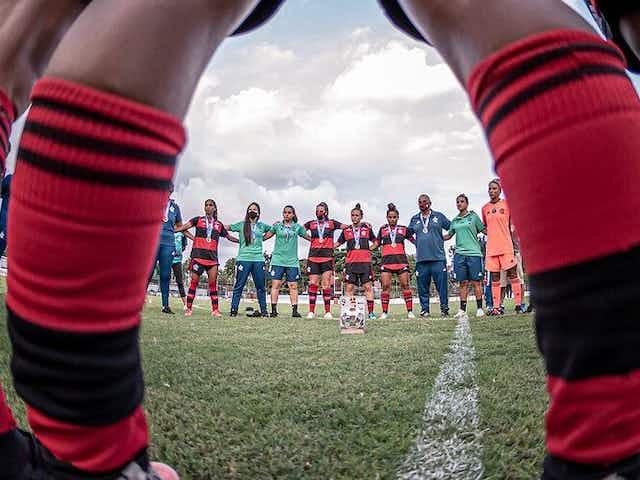 A evolução do Flamengo no futebol feminino