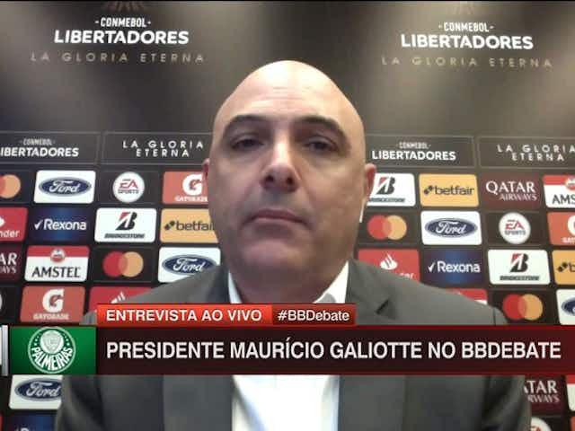 Só o Flamengo? Presidente do Palmeiras aponta quais são os melhores times do Brasil