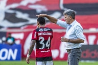 Renato Gaúcho revela 'problema' e dispara sobre goleadas: 'Não gosto de perder nem par ou ímpar'