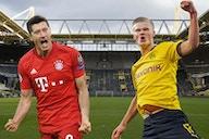 Bayern   Haaland könnte Lewandowski in einem Jahr ersetzen!