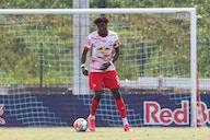 Mohamed Simakan bei RB Leipzig: Großes Talent, große Fußstapfen