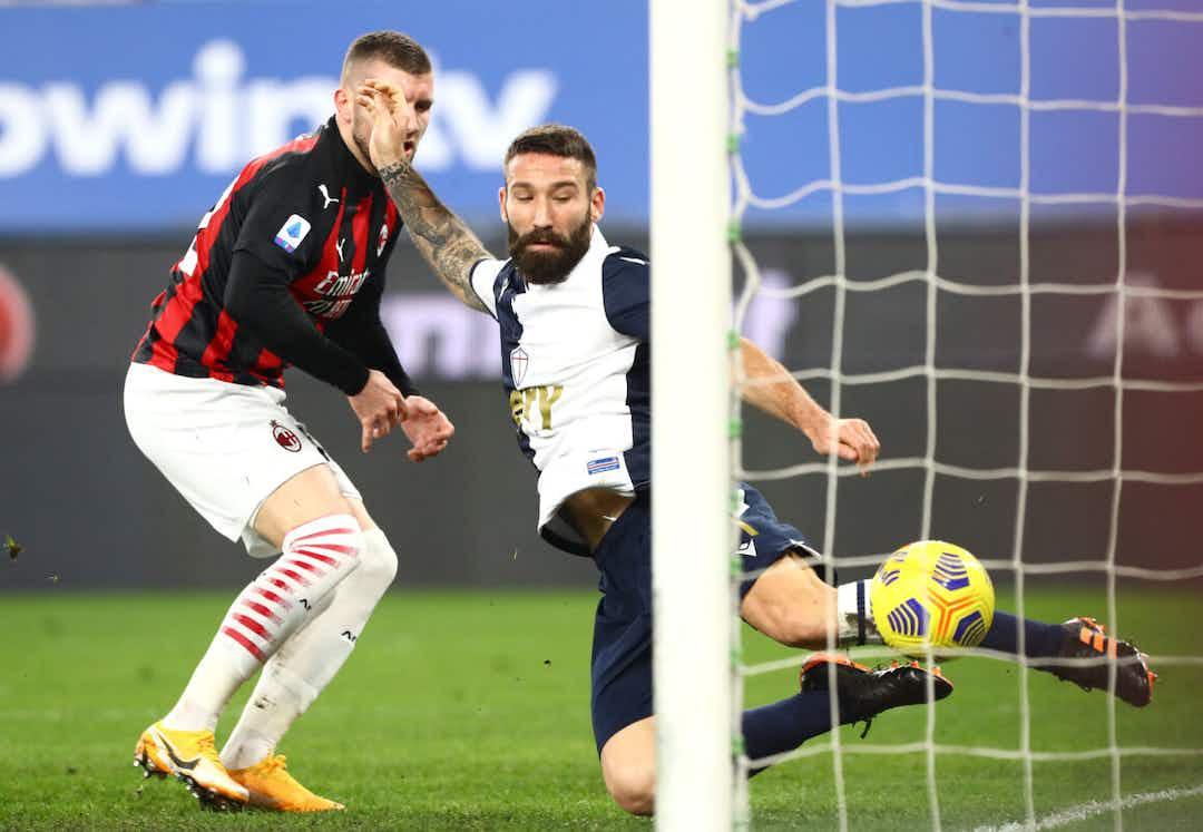 Fünf Punkte Vorsprung! Milan feiert hart erkämpften Sieg bei Sampdoria -  OneFootball