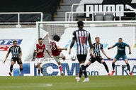 Newcastle United – Arsenal – Premier League Match Report