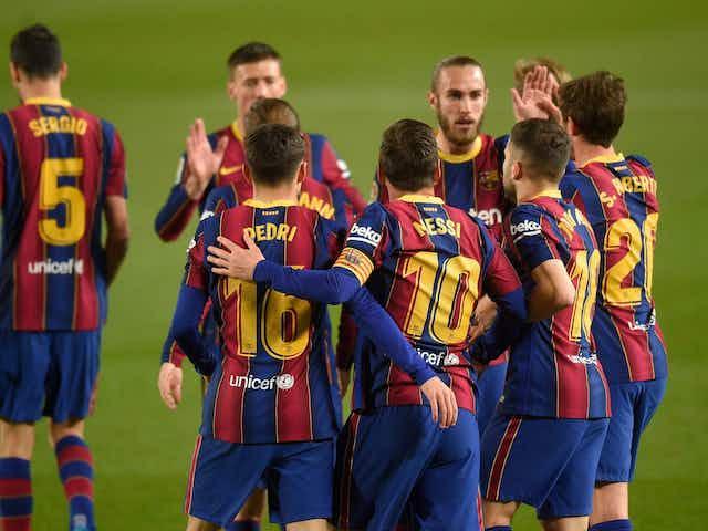 Barça-Getafe : Les notes des joueurs
