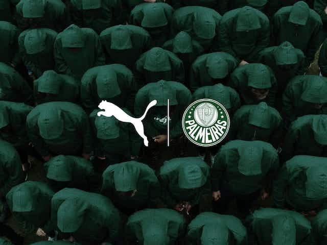 Palmeiras e Puma encaminham renovação; Contrato tem duas novas cláusulas