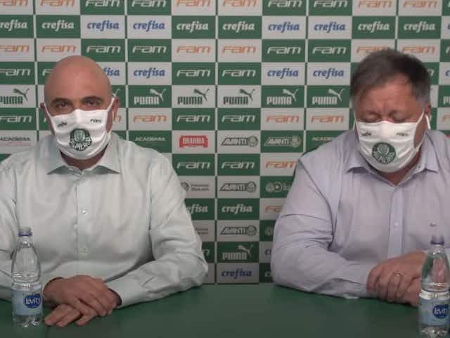 Borré, Ademir e Castellanos: Anderson Barros comenta negociações e explica projeto do Palmeiras para 2021