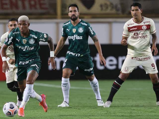 Raphael Veiga, mais uma vez, foi decisivo. Veja as notas do Palmeiras
