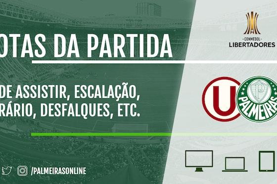 Imagem do artigo: https://image-service.onefootball.com/crop/face?h=810&image=https%3A%2F%2Fpalmeirasonline.com%2Fwp-content%2Fuploads%2F2021%2F04%2Funiversitario-palmeiras-libertadores.jpg&q=25&w=1080