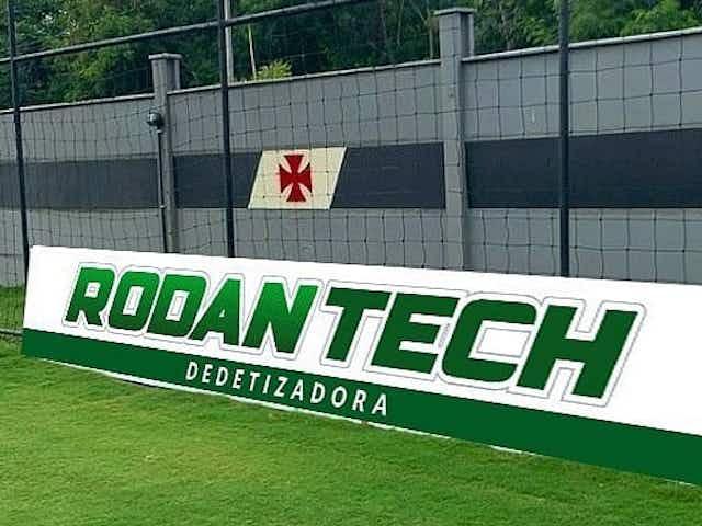 Parceria entre Vasco e Rodantech continua em 2021